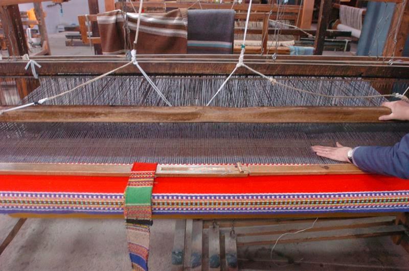 fabrico de mantas alentejanas