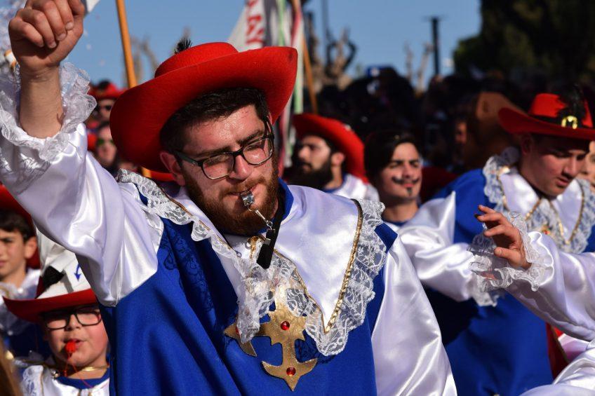 carnaval ou entrudo em portugal