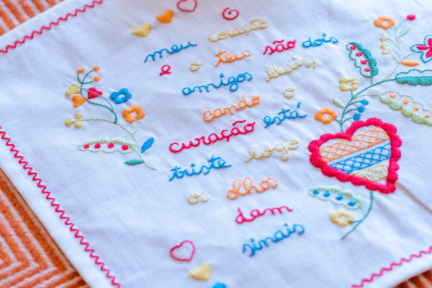 lencinho dos namorados de viana alusivo ao dia dos namorados.