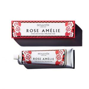 Creme de corpo Rose Amélie 150ml