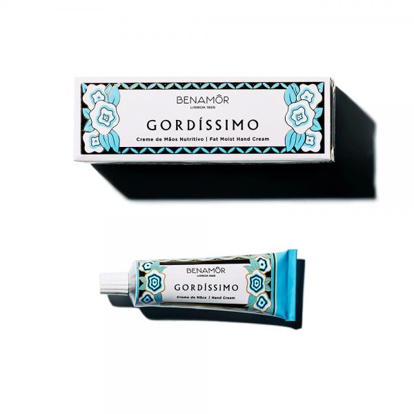 Gordíssimo fat moisturizing hand cream 30ml