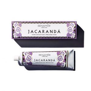 Jacarandá milky body cream 150ml