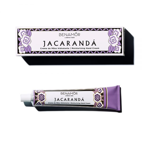 Jacarandá Moisturizing hand cream 50ml