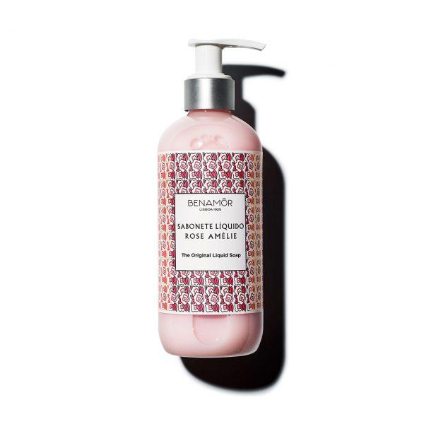 Rose Amelie liquid soap