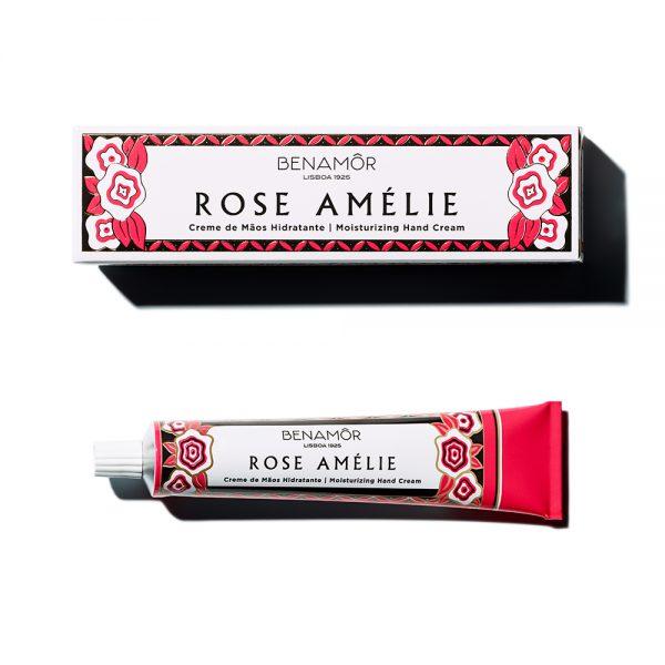 Rose Amélie moisturizing hand cream 50ml