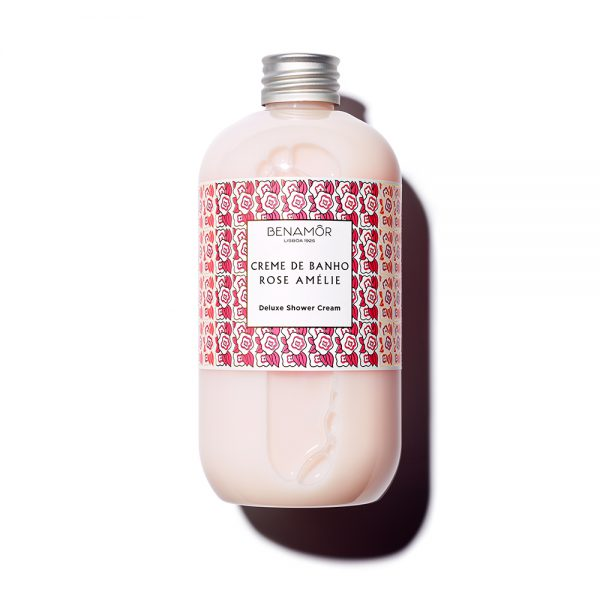 Rose Amélie perfumed shower cream