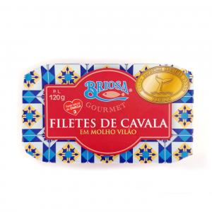 Filetes de Cavala, 120g