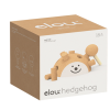 Hedgehog cork toy packaging