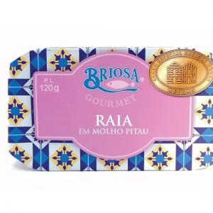 Ray in Pitau sauce, 120g - Briosa Gourmet