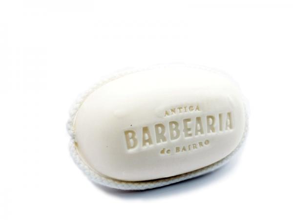 Sabonete de banho com cordel