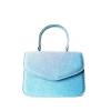 Blue Burel bag