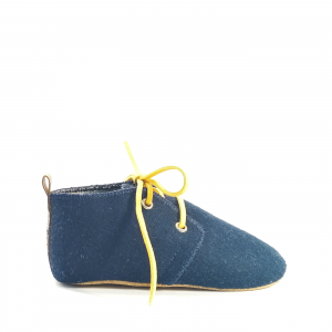 Mookie – Burel Baby Shoes blue