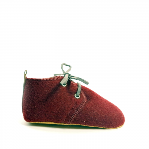 Mookie – Burel Baby Shoes bordeaux