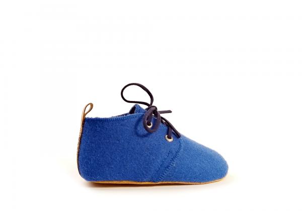 Mookie – Burel Baby Shoes coblat blue