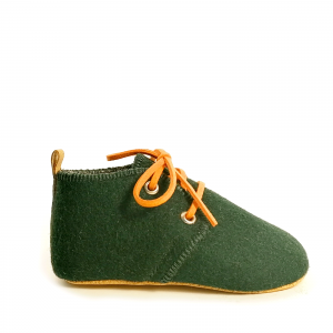 Mookie – Burel Baby Shoes green