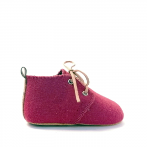 Mookie – Burel Baby Shoes magenta