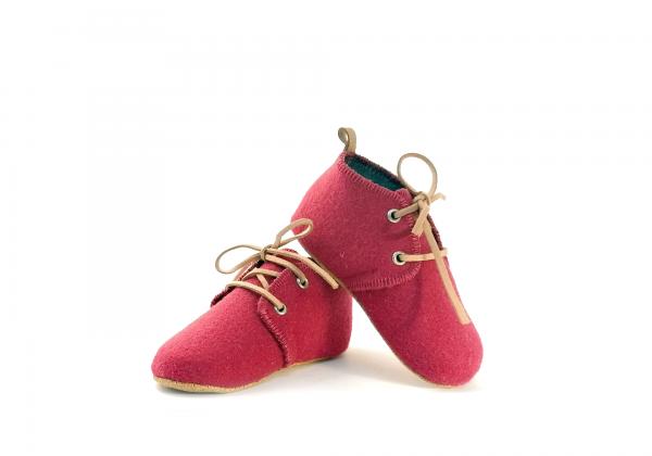 Mookie – Burel Baby Shoes magenta