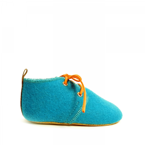 Mookie – Burel Baby Shoes turquoise