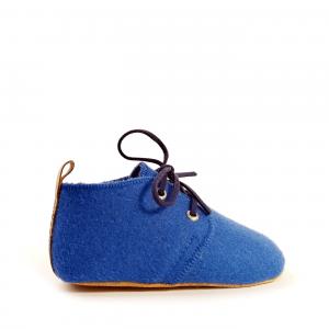 Mookie – Sapatos Bebé Burel Cobalto
