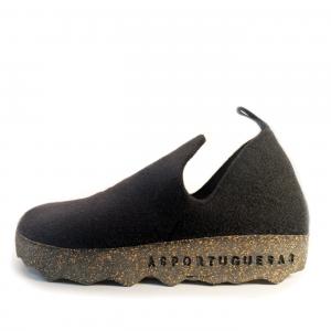 Sapatos As Portuguesas Black