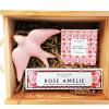 Presente cor de rosa Dia da Mãe