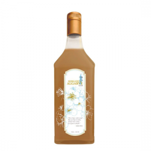 Algarve liqueur, almond cream