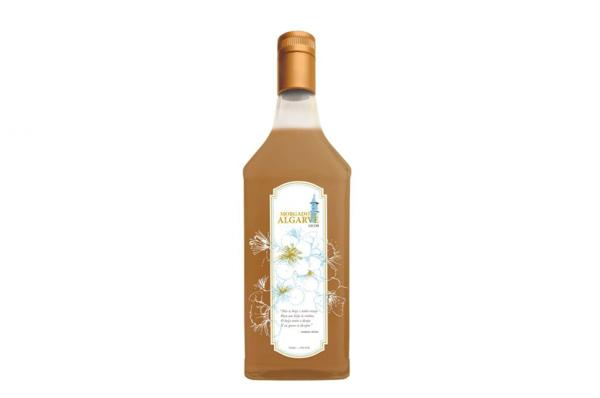 Algarve liqueur, almond cream