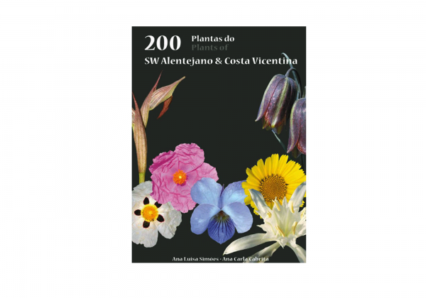 200 Plants of the Alentejo and Costa Vicentina sw