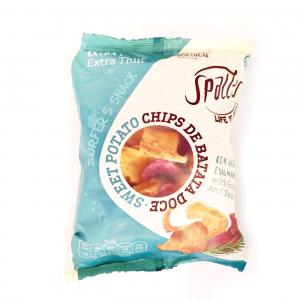 Chips de Bata doce frita 100g