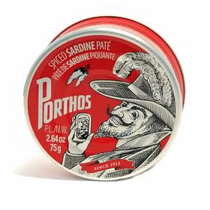 Spicy Sardine Paté