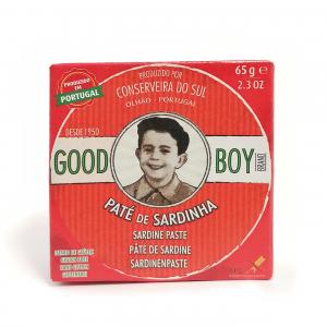 Sardine Paté