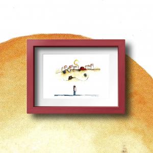"Postcards ""The Dream"" Sara Gloria"