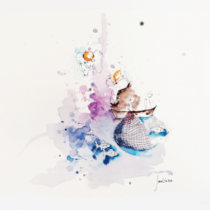 Duas Ilustrações por Sara Glória