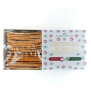 Oregano & Tomato Crackers 120g