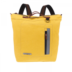 Cycle&shopper Canvas Backpack